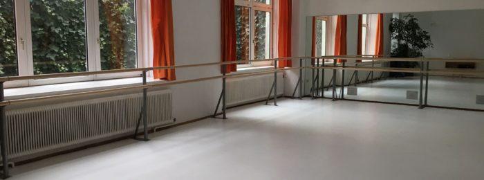 Ballet studio1